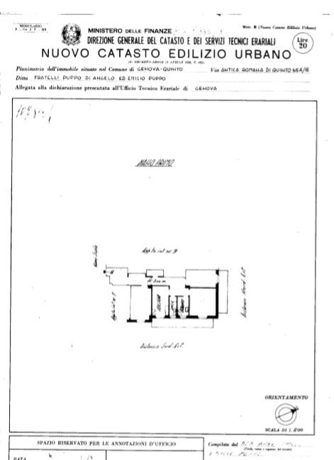 Quinto – Via Antica Romana di Quinto