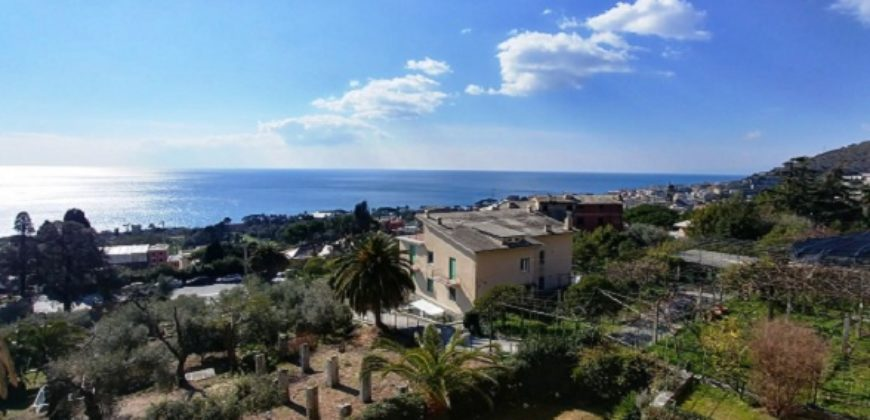 Nervi – Via Ravina Superiore