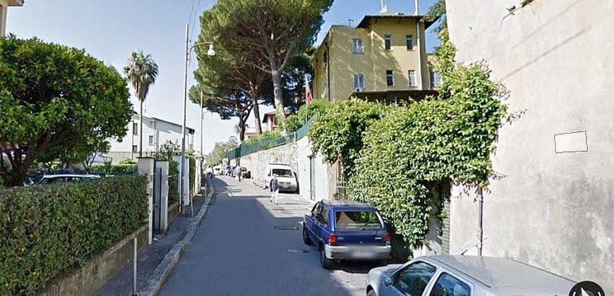 Nervi – Via Pescetto