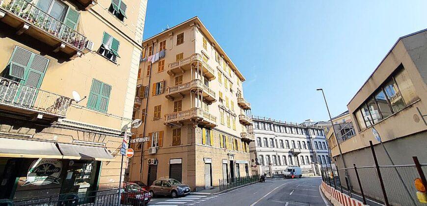 Sestri Ponente – Via Giotto