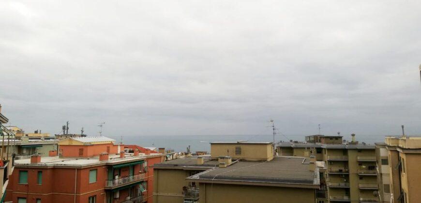 Nervi – Via Santorre de Rossi di Santarosa