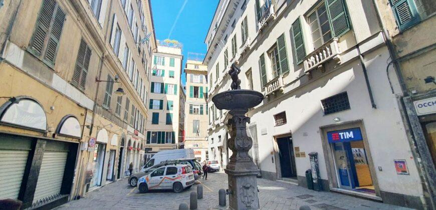 Centro Storico – Vico di San Matteo