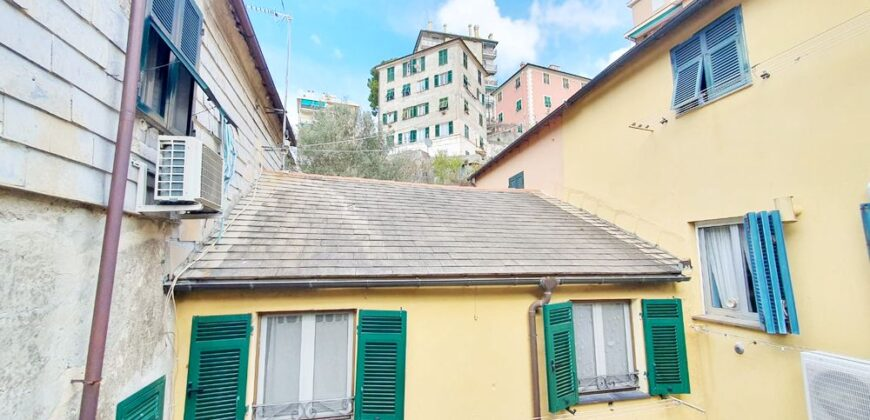 Quezzi – Via Pinetti