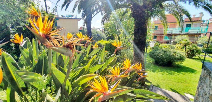 Nervi – Via Capolungo