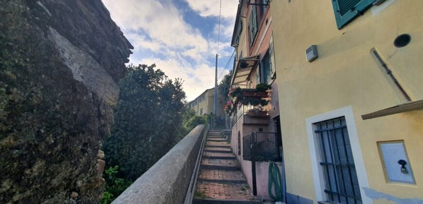 Nervi – Via Mantini